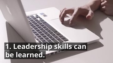 Video on 8 Tenets of Leadership - Great Information